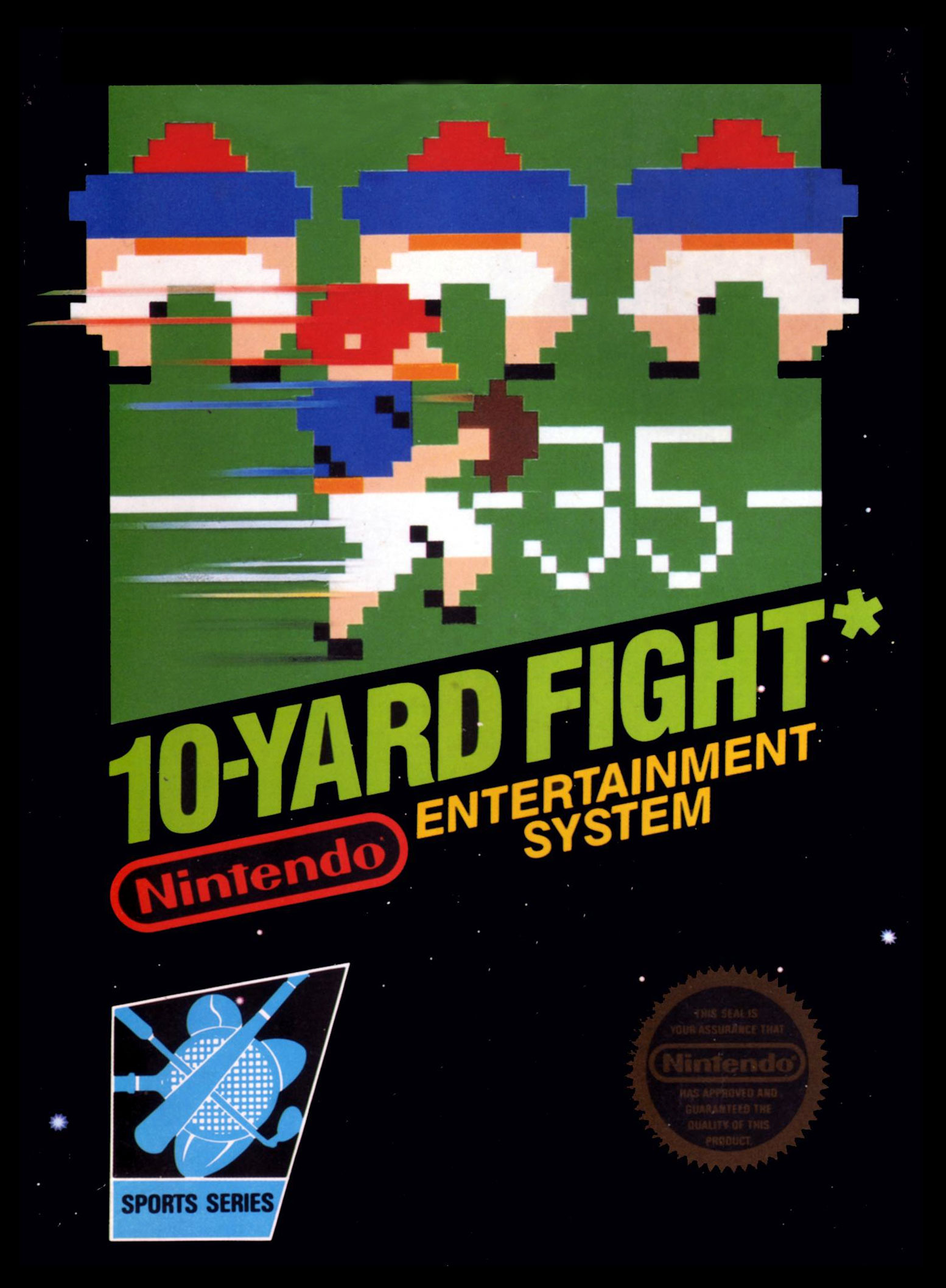 Nes Ice Hockey Fight Yard Fight