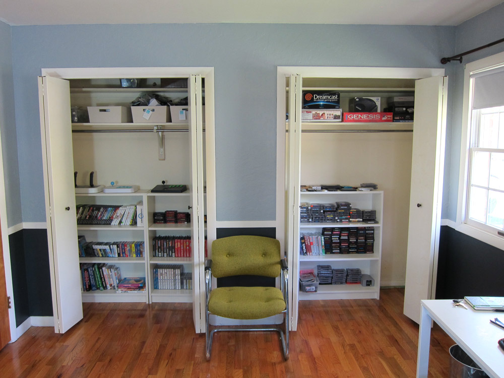 Racketboy\'s Game Room & Home Office - RetroGaming with Racketboy