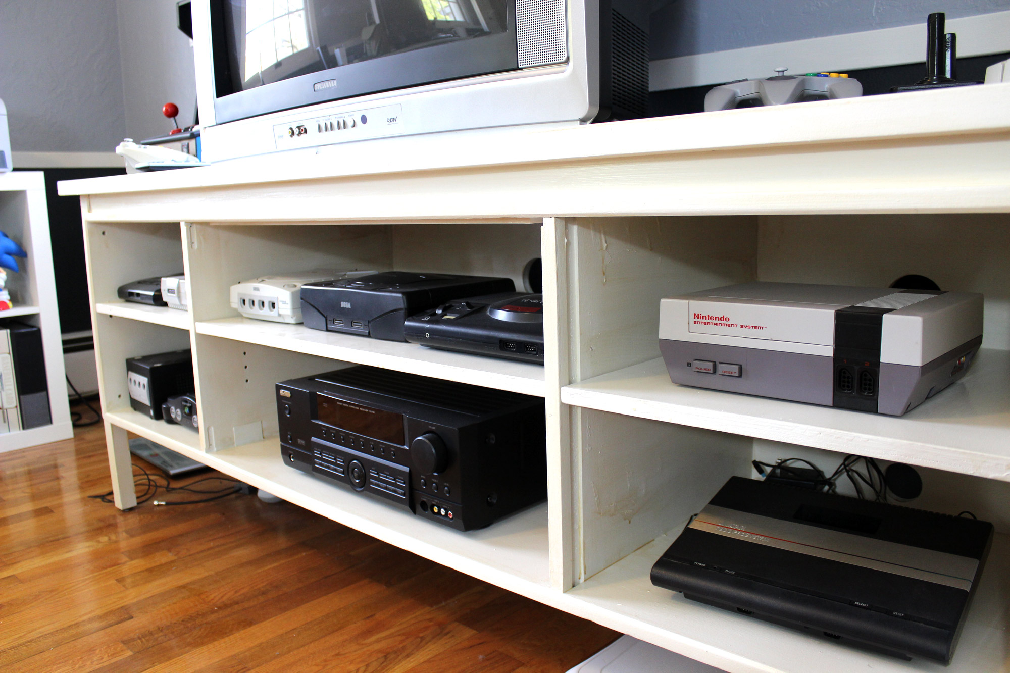 Racketboy S Game Room Home Office Retrogaming With Racketboy