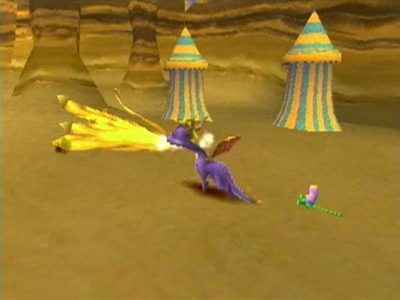 Spyro the Dragon Screenshot