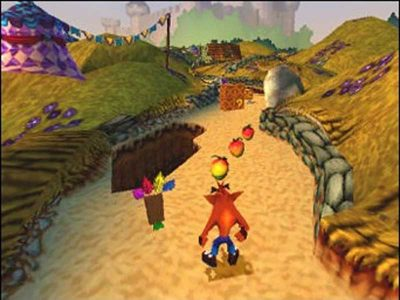 Crash Bandicoot Series Screenshot