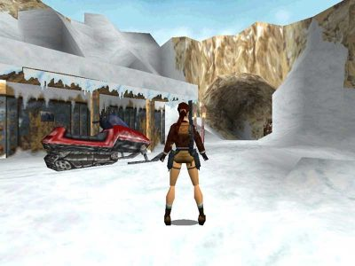 Tomb Raider Series Screenshot
