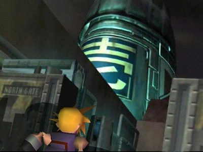 Final Fantasy VII Screenshot