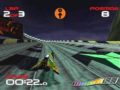 Wipeout Series Screenshot