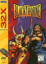 BlackThorne 32X Cover