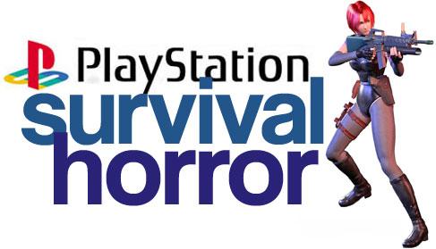 Playstation PS1 Survival Horror Library - Resident Evil