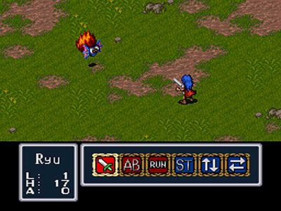 Breath of Fire Series Screenshot