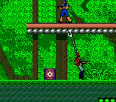 Bionic Commando: Elite Forces Screenshot