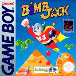 Bomb Jack Gameboy Box
