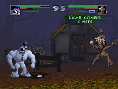 Clayfighter 63 1/3 Screenshot