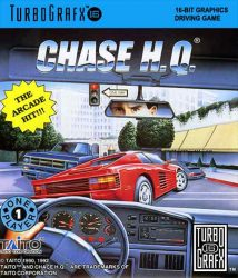 Chase HQ TG16