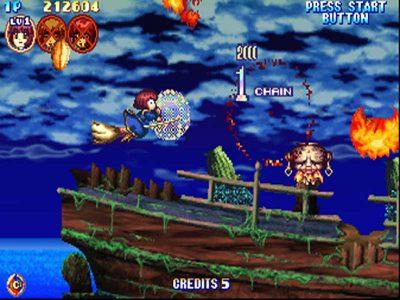 Cotton Boomerang Screenshot