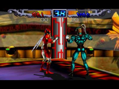 Dual Heroes N64 Screenshot