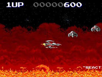 Darius 2 Screenshot