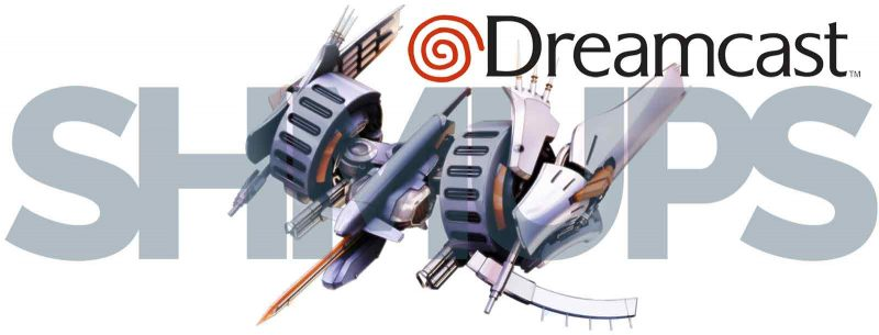Sega Dreamcast 2D Shooters / Shmups Collection