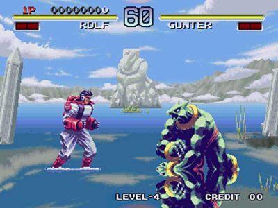 Galaxy Fight Screenshot