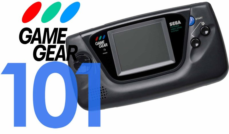 Sega Game Gear Beginner's Guide