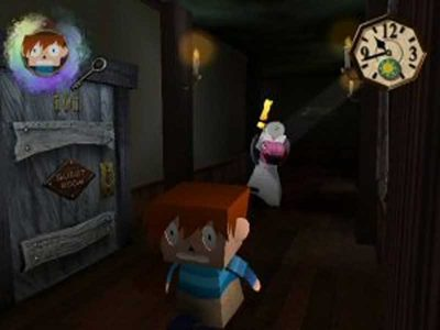 Gregory Horror Show Screenshot PS2