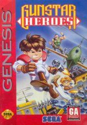 Gunstar Heroes Cover