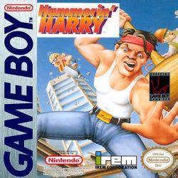 Hammerin Harry Gameboy Box