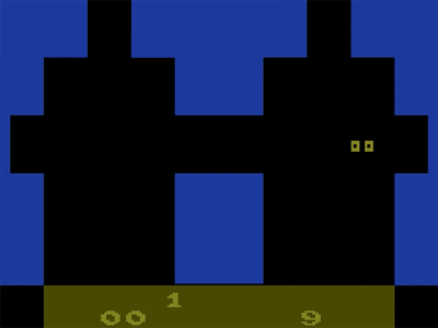 Haunted House Atari 2600 Screenshot