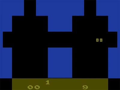 Haunted House Atari 2600 Screenshot