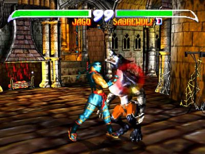 Killer Instinct Gold N64 Screenshot