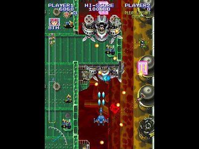 Kingdom Grand Prix Screenshot