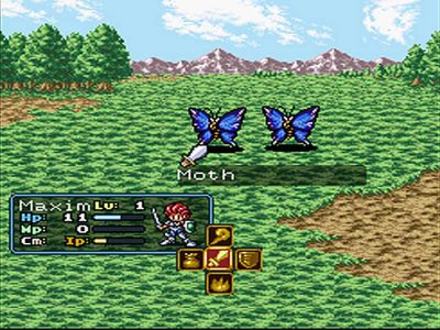 Lufia Series Screenshot