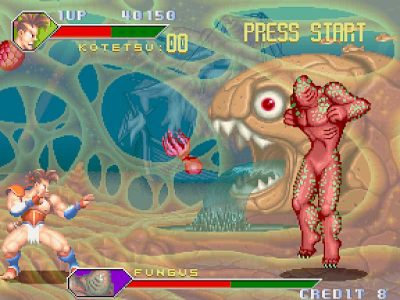 Monster Maulers Screenshot