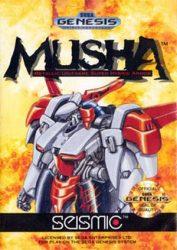 MUSHA Genesis Cover