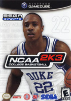 NCAA Basketball 2K3 Gamecube