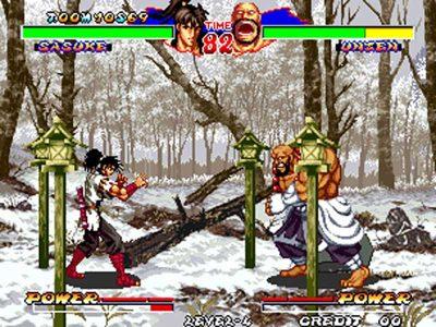 Ninja Master's Haou Ninpou-ko Screenshot