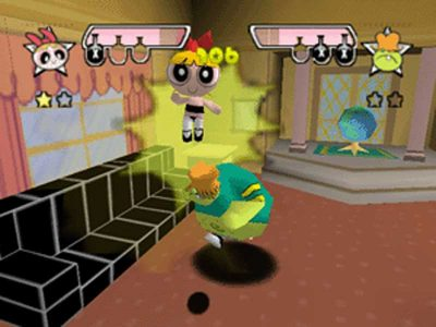Powerpuff Girls: Chemical X-Traction Screenshot