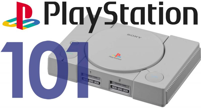 The Playstation (PS1) Beginner's Guide