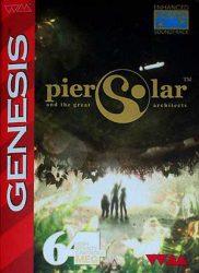 Pier Solar Genesis Cover