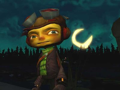 Psychonauts Screenshot
