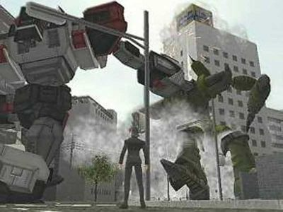 Robot Alchemic Drive Screenshot