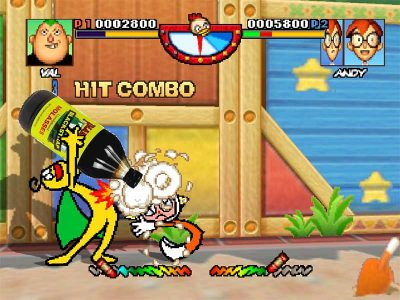 Rakuga Kids N64 Screenshot