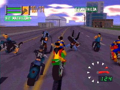 bike racing games free  road rash