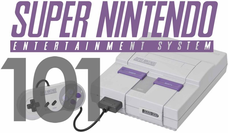 The Super Nintendo Beginner's Guide