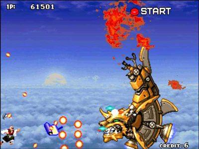 Sengoku Blade Screenshot