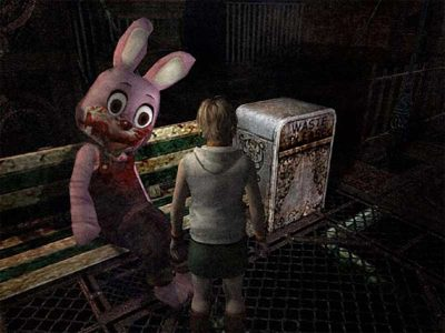 Silent Hill Screenshot