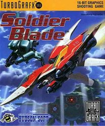 Soldier Blade TG16 Box USA