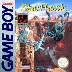 StarHawk Gameboy Box