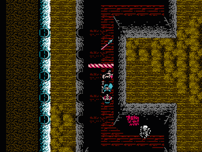 Sweet Home Famicom Screenshot