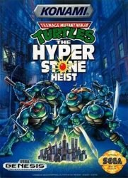 TMNT Hyperstone Heist Cover