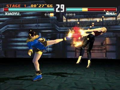 Tekken Series Screenshot