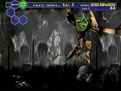 Thunder Force V Screenshot