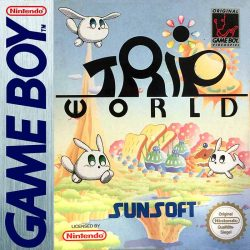 Trip World Gameboy Box